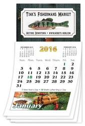 Magnetic Business Card Calendars